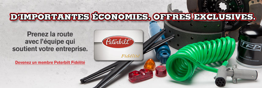 Peterbilt Preferred Membership